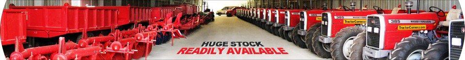 Massey Ferguson Tractors for sale and export to Africa and Caribbean