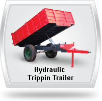 Hydraulic Tipping Trailer for sale