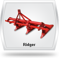 Ridger for sale